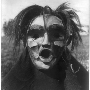 """Mask of Tsunukwalahl"" (1914)"