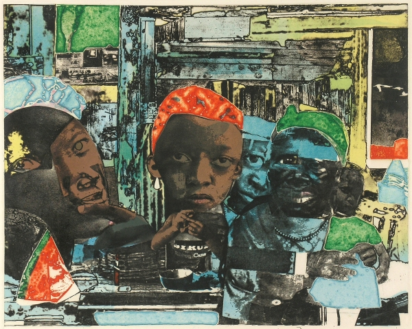 The Train, 1974